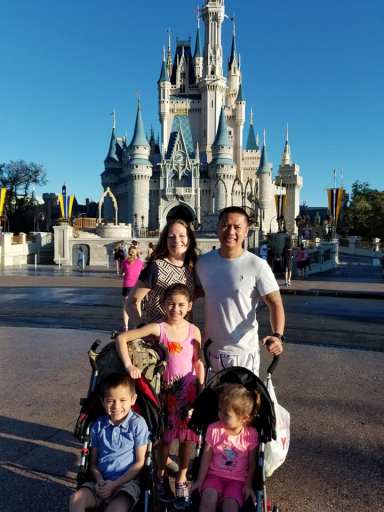 All at Magic Kingdom