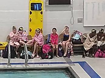 swim team meet